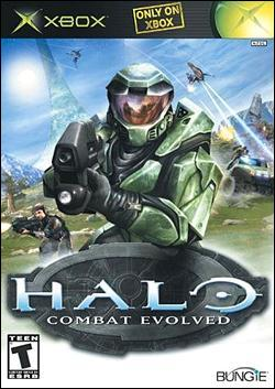 Halo: Combat Evolved (Xbox) by Microsoft Box Art