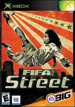 FIFA Street (Xbox) by Electronic Arts Box Art