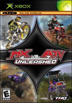 MX vs. ATV Unleashed Box art