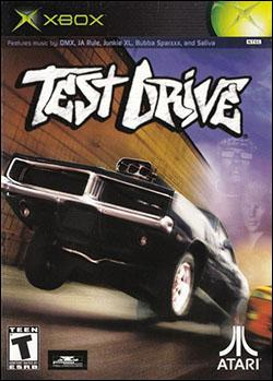 Test Drive (Xbox) by Atari Box Art