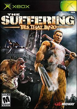 Suffering:  Ties That Bind, The (Xbox) by Midway Home Entertainment Box Art