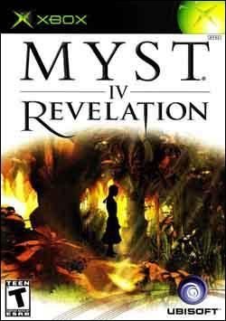 Myst IV: Revelation (Xbox) by Ubi Soft Entertainment Box Art