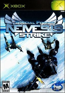 Special Forces: Nemesis Strike (Xbox) by Hip Gear, Inc. Box Art