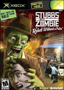 Stubbs The Zombie: Rebel Without a Pulse (Xbox) by 2K Games Box Art