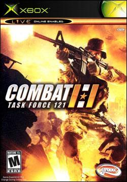 Combat Task Force 121 (Xbox) by To Be Announced Box Art