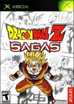 Dragon Ball Z:  Sagas (Xbox) by Atari Box Art