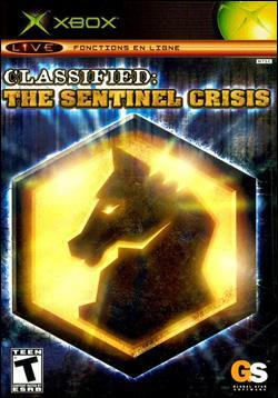 Classified:  The Sentinel Crisis (Xbox) by 2K Games Box Art