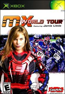 MX World Tour (Xbox) by Crave Entertainment Box Art