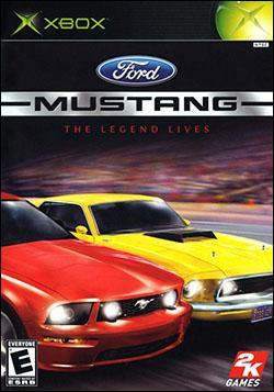 Ford Mustang: The Legend Lives (Xbox) by Take-Two Interactive Software Box Art