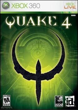 Quake 4 (Xbox 360) by Activision Box Art