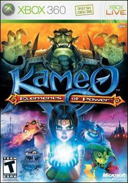 Kameo: Elements of Power (Xbox 360) by Microsoft Box Art