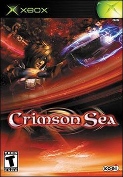Crimson Sea (Xbox) by KOEI Corporation Box Art