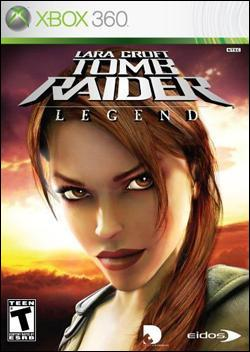 Tomb Raider: Legend (Xbox 360) by Eidos Box Art
