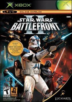 Star Wars: Battlefront 2 (Xbox) by LucasArts Box Art