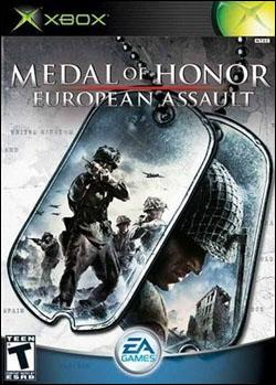 Medal of Honor: European Assault (Xbox) by Electronic Arts Box Art