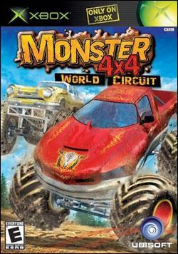 Monster 4 x 4: World Circuit (Xbox) by Ubi Soft Entertainment Box Art