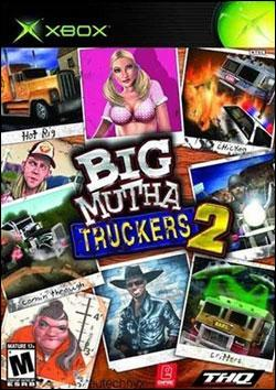 Big Mutha Truckers 2 (Xbox) by THQ Box Art
