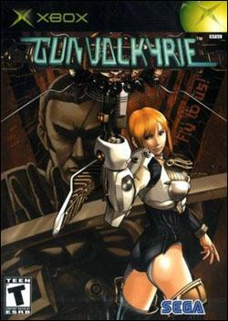 Gunvalkyrie (Xbox) by Sega Box Art