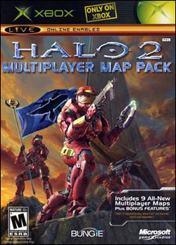Halo 2 Multiplayer Map Pack (Xbox) by Microsoft Box Art