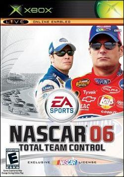 NASCAR 06: Total Team Control (Xbox) by Electronic Arts Box Art