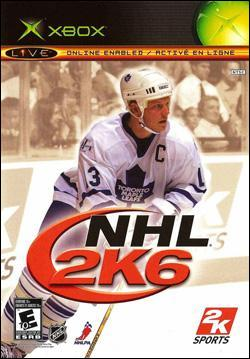 NHL 2K6 (Xbox) by 2K Games Box Art