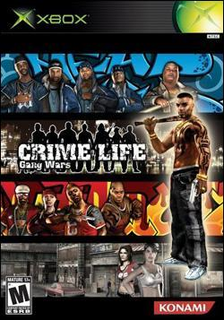 Crime Life: Gang Wars (Xbox) by Konami Box Art