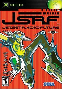 Jet Set Radio Future (Xbox) by Sega Box Art