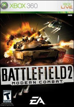 Battlefield 2: Modern Combat (Xbox 360) by Electronic Arts Box Art