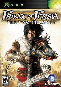 Prince of Persia The Two Thrones (Xbox) by Ubi Soft Entertainment Box Art
