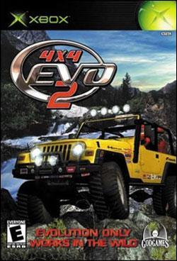 4x4 Evo 2 (Xbox) by Gathering of Developers Box Art