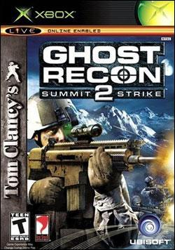 Tom Clancy's Ghost Recon 2: Summit Strike (Xbox) by Ubi Soft Entertainment Box Art