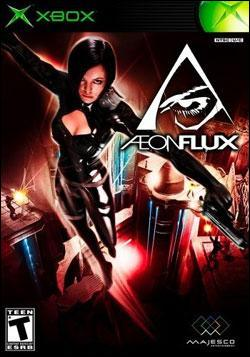 Aeon Flux (Xbox) by Majesco Box Art
