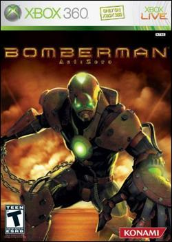Bomberman: Act Zero (Xbox 360) by Konami Box Art