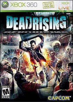 Dead Rising (Xbox 360) by Capcom Box Art