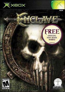 Enclave (Xbox) by Conspiracy Games Box Art