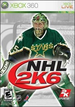 NHL 2K6 (Xbox 360) by 2K Games Box Art