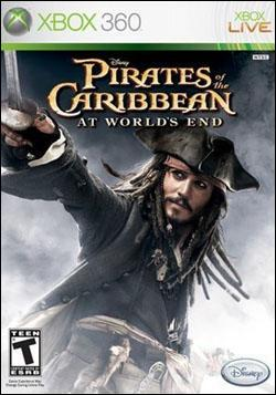 Pirates of the Caribbean: At World's End (Xbox 360) by Disney Interactive / Buena Vista Interactive Box Art
