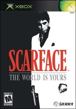 Scarface: The World Is Yours (Xbox) by Vivendi Universal Games Box Art