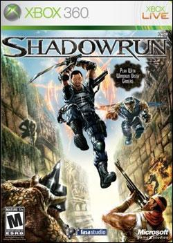 Shadowrun (Xbox 360) by Microsoft Box Art