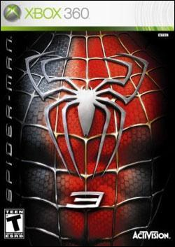 Spider-Man 3 (Xbox 360) by Activision Box Art