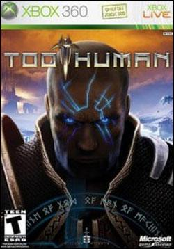 Too Human: Part 1 (Xbox 360) by Microsoft Box Art