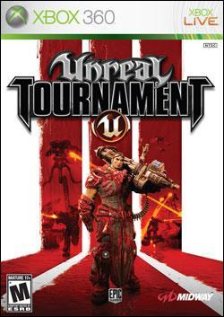 Unreal Tournament 3 (Xbox 360) by Midway Home Entertainment Box Art