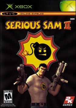 Serious Sam II (Xbox) by 2K Games Box Art
