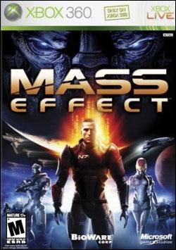 Mass Effect (Xbox 360) by Microsoft Box Art