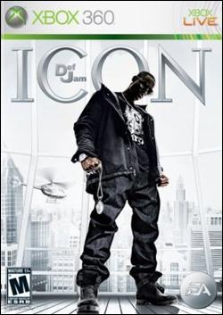 Def Jam: Icon (Xbox 360) by Electronic Arts Box Art