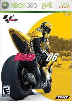 MotoGP '06 (Xbox 360) by THQ Box Art