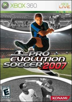 Winning Eleven: Pro Soccer 2007 (Xbox 360) by Konami Box Art