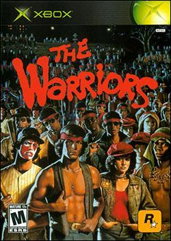 The Warriors (Xbox) by Rockstar Games Box Art
