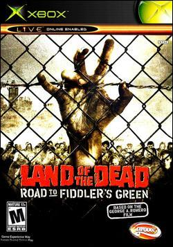 Land of the Dead: Road to Fiddler's Green (Xbox) by Groove Games Box Art