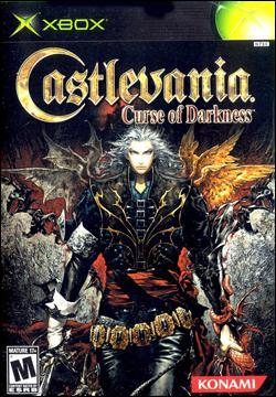 Castlevania: Curse of Darkness (Xbox) by Konami Box Art